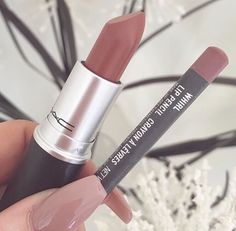 mac 'whirl' I use this almost every day. Although it is a matte color and tends…