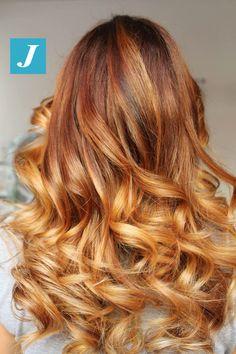 Il sole tra i capelli _ Degradé Joelle  #cdj #degradejoelle #tagliopuntearia #degradé #igers #musthave #hair #hairstyle #haircolour #longhair #ootd #hairfashion #madeinitaly #wellastudionyc