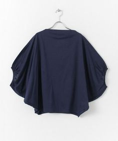 mizuiro-ind cocoon tucked SLEEVE PULLOVER - URBAN RESEARCH ONLINE STORE: