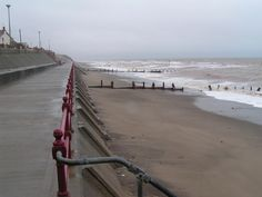 Withernsea Beach.