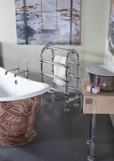 Traditional roll top baths made from copper, cast iron and brass, complemented with our range of bathroom accessories. Traditional Towel Warmers, Best Radiators, Cast Iron Bath, Shower Rail, Bath Panel, Bath Taps, Heated Towel Rail, Shower Screen, Clawfoot Bathtub