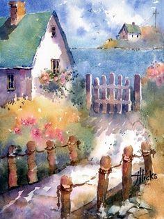Mind-Blowing-Watercolour-paintings-20.jpg (600×801)