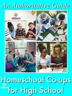 Authoritative Guide to Homeschool Co-ops for High School. What's a co-op? How do you start one and make it fun? How do you find resources? High School Art, High School Students, Public School, Middle School, Homeschool Coop, Homeschool Curriculum, Homeschooling Statistics, High School Curriculum, Elementary Schools