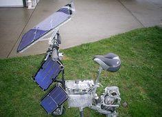 solar powered hybrid vehicles pdf