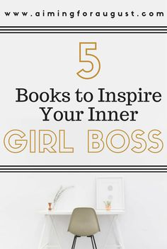 5 Books to Inspire Y