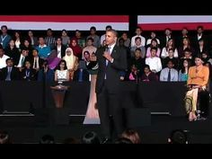 President Obama Speaks at the Young Southeast Asian Leaders Initiative T...