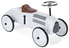 Kjøp Mini Speeders Classic Gåbil No Hvit Wooden Toys, Mini, Nursery, Classic, Design, Baby, Log Projects, Autos, Clearance Toys