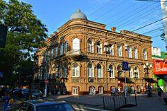 Дом купца Варварова в г. Ейске | Усадьбы Дворцы Особняки