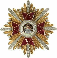 Grand Cross of the Order of Saint Gregory