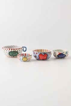 Obsessed with measuring cups/spoons - Anthro has so many cute collections!!!