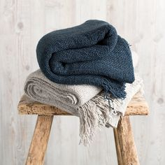 Everyday Wool Blanket from k colette