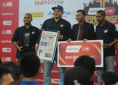 NBL Best Management Award season 2014-2015