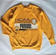 Vintage 1988 basketball sweatshirt  NCAA by afterglowvintage