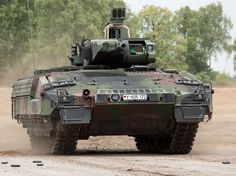 D- German assault vehicle Puma- Fot. Bundeswehr/Dorow