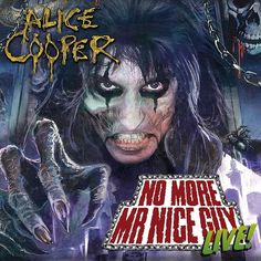 Alice Cooper - No More Mr. Nice Guy: Live At Halloween on Limited Edition 2LP
