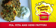 Pea-feta-and-herb-fritters