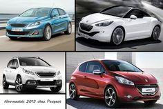 Reportage complet sur les nouveautés de la gamme Peugeot, à voir sur la page Facebook d'Actu Auto : http://on.fb.me/10mG88f