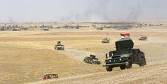 Le journal de BORIS VICTOR : L'Irak fourbit ses armes en vue de la bataille de…