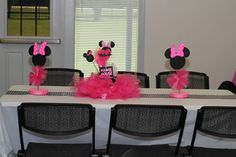 Minnie Mouse Birthday Party Ideas | Photo 33 of 274 | Catch My Party