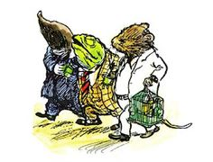The Wind in the Willows (1908 novel by Kenneth Grahame)