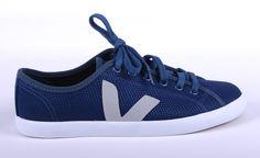#veja #blue #sneaker #vegan #shoes