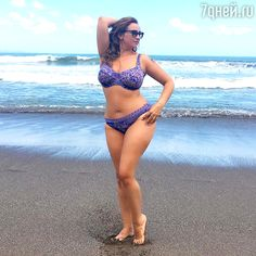 Анфиса Чехова Bikinis, Swimwear, Fashion, Bathing Suits, Moda, Swimsuits, Fashion Styles, Bikini, Bikini Tops