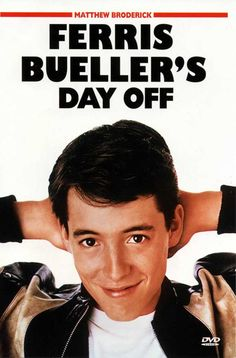 Matthew Broderick can do NO wrong!  He's still the master of 80's funny.  Probably the best movie of my generation!