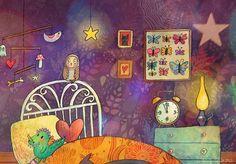 Julia Grigorieva_cute Illustrations