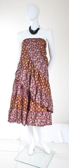 Flamingo Silk Skirt from Silkina Fashions by DaWanda.com