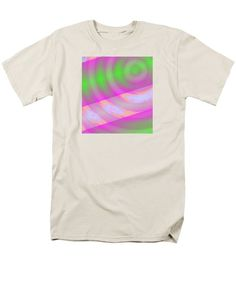 Space Art - Warp Drive T-Shirt by Julia Woodman