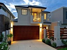 Photo of a house exterior design from a real Australian house - House Facade photo 948479