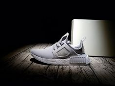NEW Adidas NMD XR1 PK Primeknit Olive Black White S32217 Size