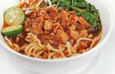 Resep Masakan Indonesia: Resep Mie Kangkung Jakarta