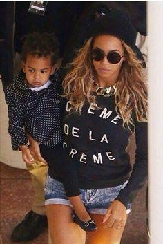 Beyoncé is crème de la crème
