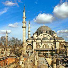 Viajes a Turquia - Mezquita de Suleyman la más impresionante de Estambul7