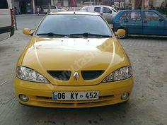 Renault Megane 1.6 Coupe Temiz Coupe