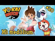 Yo kai Watch #20 | Mi equipo y el medálium de mi partida secundaria