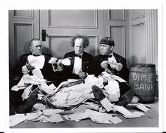 The Three Stooges PR Movie Still  - 8x10 B/W