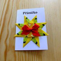 Hvězdičky z papírových sáčků od čaje | Centrum Mandala Napkins, Mandala, Tableware, Dinnerware, Towels, Dinner Napkins, Tablewares, Dishes, Place Settings