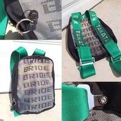 Bride/Takata backpack.