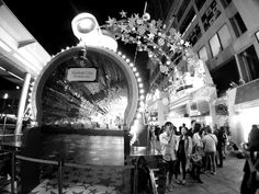 Christmas Decoration in Hong Kong 2014 by leocary