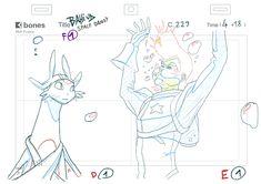 Entrevista a Bahi JD, animador: «Cada episodio de Space Dandy es único por sí mismo»