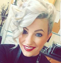 The stylist began working away when Morgan sat down at her chair in the walk-in salon. Although Morgan looked adorable with a new hairstyle and color, a full face of makeup with red lipstick and feminine eyebrows. He was too shy and shocked to mention he is a boy