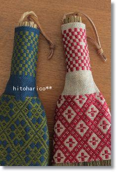 ほうき 抹茶とボルドー 縦アップ もっと見る Embroidery Stitches, Embroidery Designs, Lacemaking, Japanese Embroidery, Bargello, Textiles, Design Crafts, Handicraft, Hand Stitching