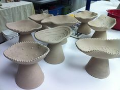 Process - Sasha ceramics