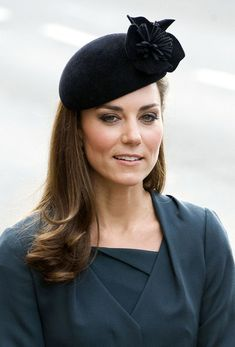 Catherine, Duchess of Cambridge smiles as she arrives in Leicester city centre on March 8, 2012 in Leicester, England.