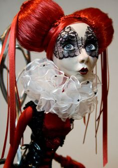 Evelyne Politanoff: 'Flawless' - The Enchanting World of Dolls