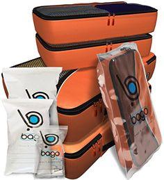Packing Cubes 4pcs Value Set for Travel - Plus 6pcs Organizer Zip Bags (ORANGE) bago http://www.amazon.com/dp/B00FTUMG94/ref=cm_sw_r_pi_dp_9s46vb0ZSRMAX