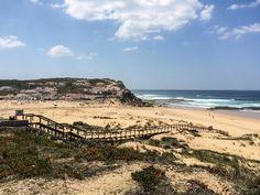 MONTE CLERIGO UND ARRIFANA AN DER COSTA VICENTINA #strand #surfen #westküste #portugal