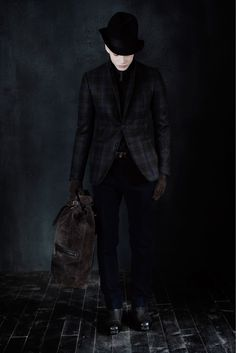 Fall 2013 Menswear - Berluti